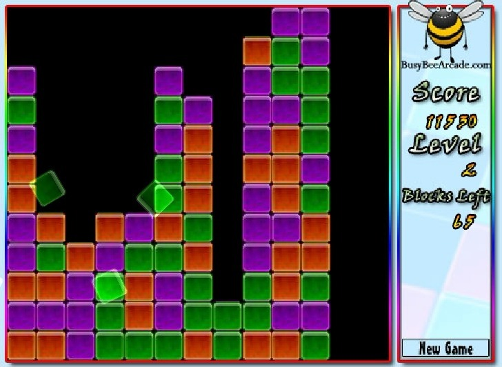 Cube Crash Game