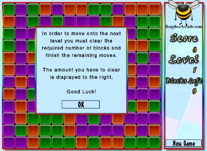 Play Cube Crash Game Full Screen
