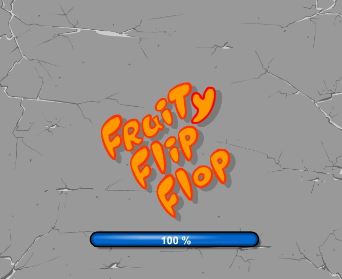 Play Fruity Flip Flop Game Full Screen