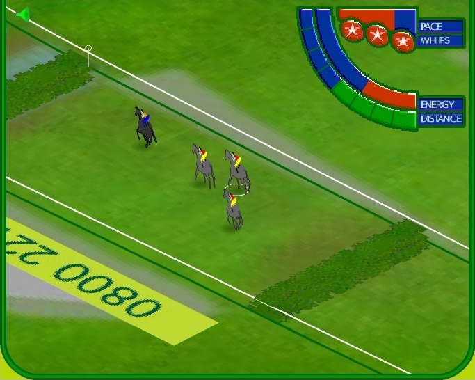 Stay the Distance Horse Racing Full Screen