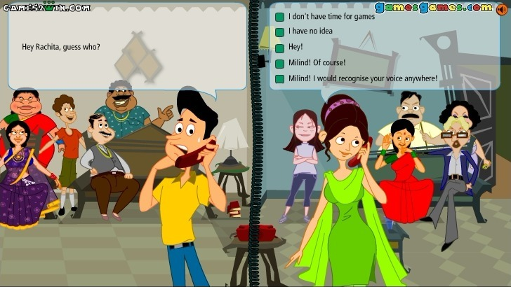 The Great Indian Arranged Marriage Game