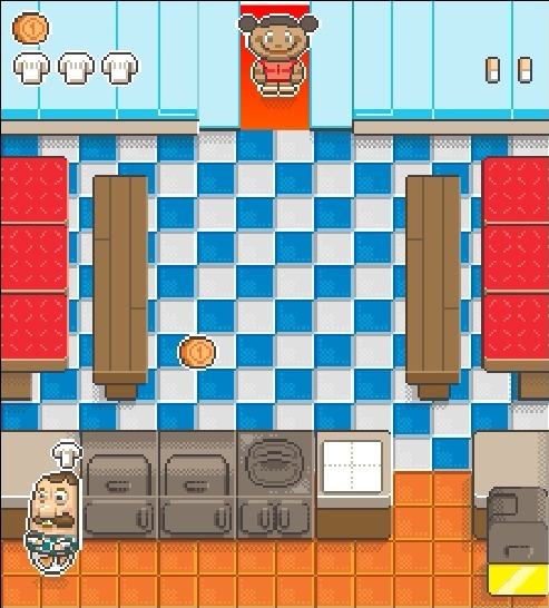 Chop! Chop! Chip Shop Game
