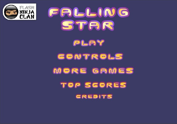 Play Starfall Game Full Screen