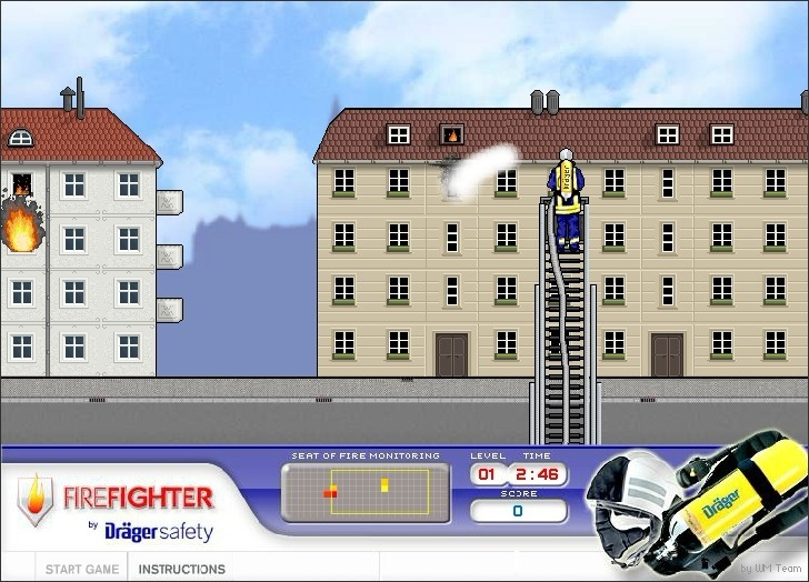 Drager Safety: Firefighter