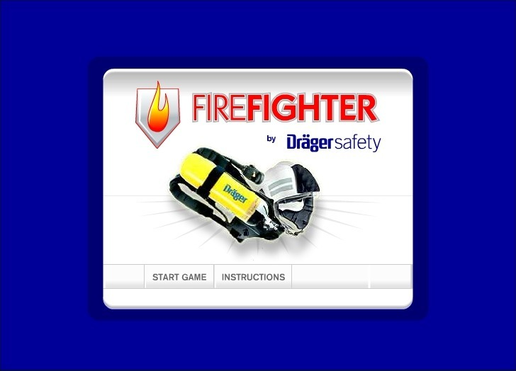 Play Drager Safety: Firefighter Game Full Screen