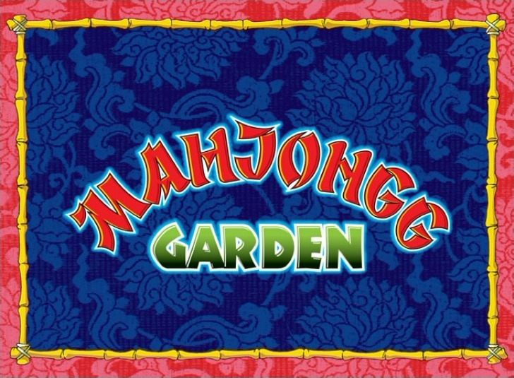 Play Mahjongg Garden Game Full Screen