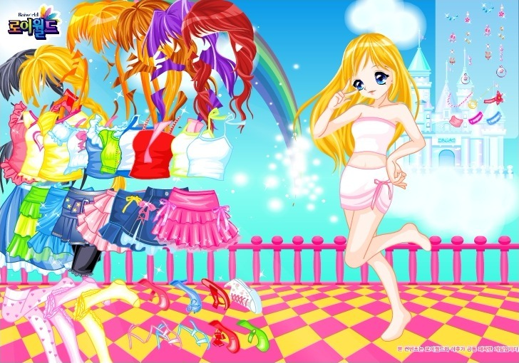 Play Dancing Madeline Dress Up