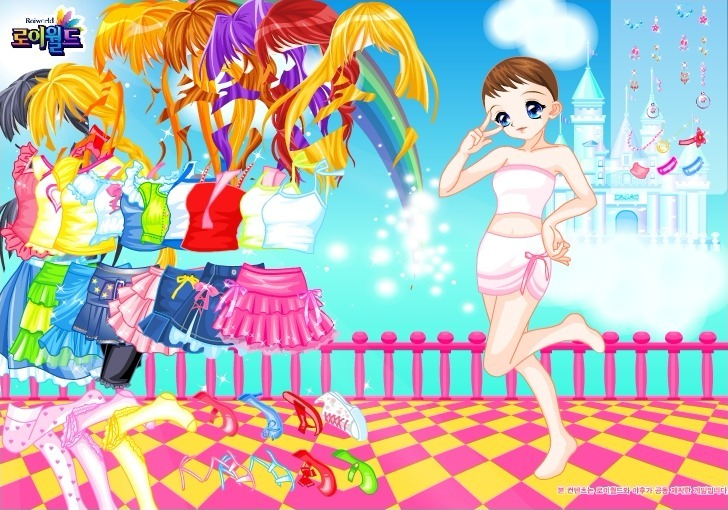Play Dancing Madeline Dress Up Game Full Screen
