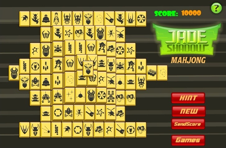 Jade Shadow Mahjong Game