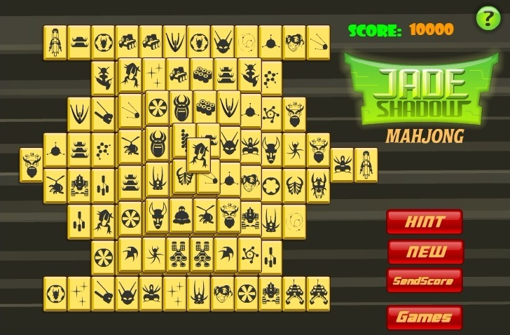 Play Jade Shadow Mahjong
