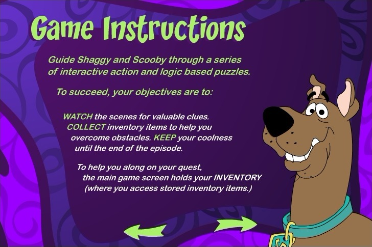 Play Scoobydoo Adventures Episode 1