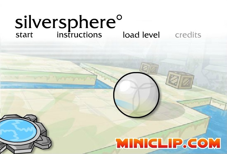 Play Silversphere Game Full Screen