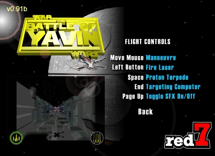 Star Wars – The Battle of Yavin Game