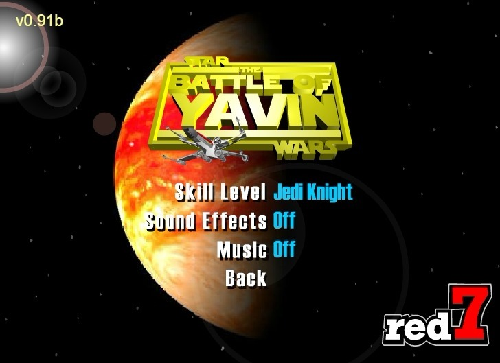 Play Star Wars – The Battle of Yavin