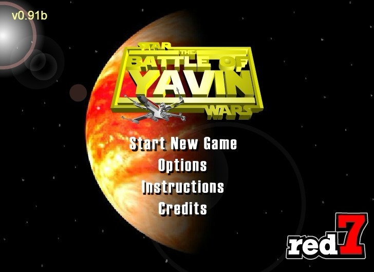 Play Star Wars – The Battle of Yavin Game Full Screen