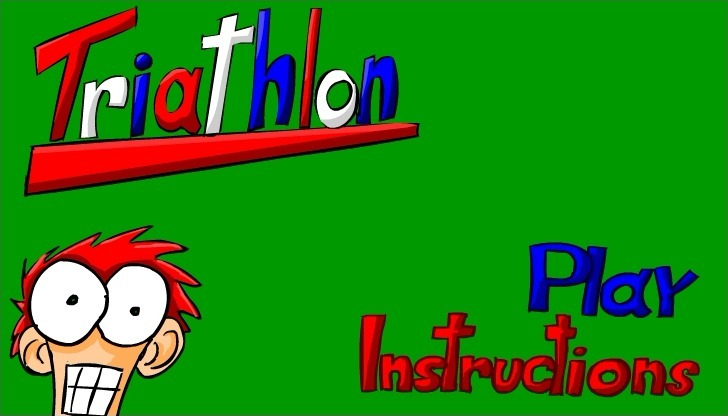 Play Triatlon Game Full Screen