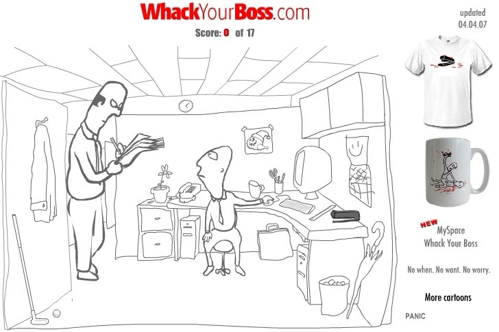 Whack Your Boss(17ways)