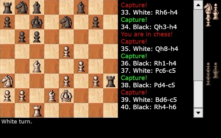 Battle Chess Full Screen