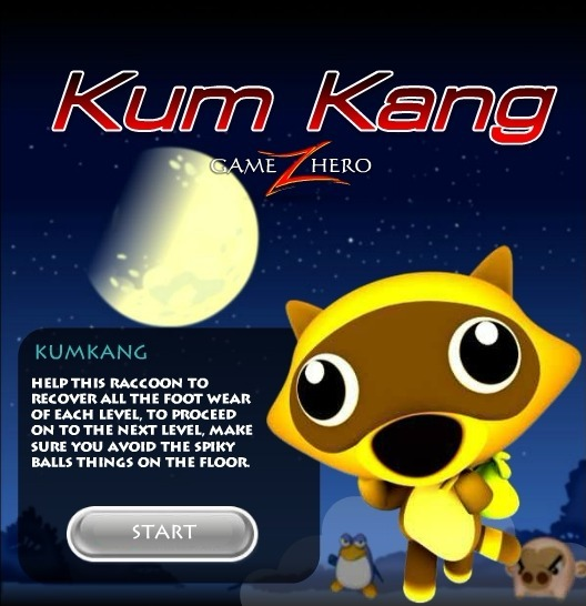 Play Kumkang Game Full Screen