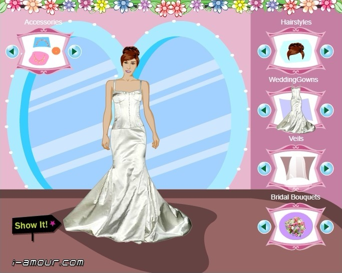 Sex and The City Dress Up Game