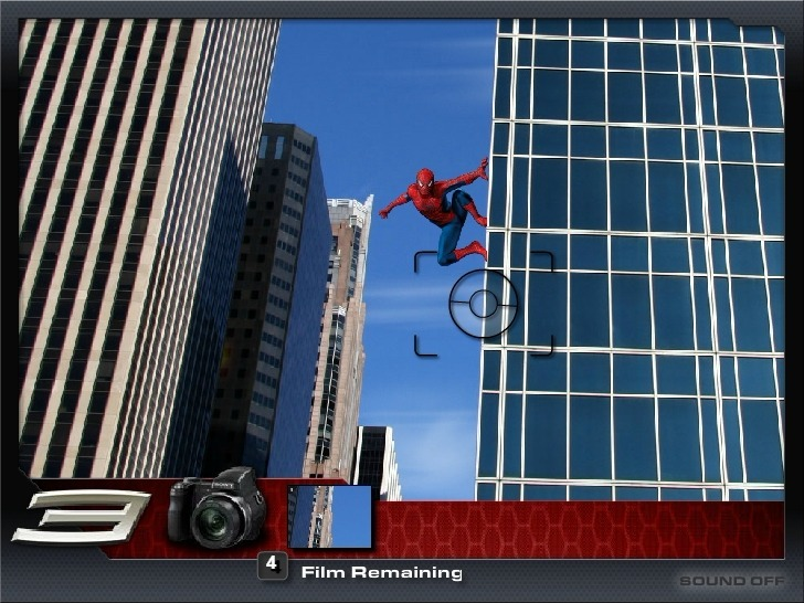 Play SpiderMan 3 Photo Hunt