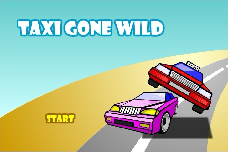 Play Taxi Gone Wild Game Full Screen