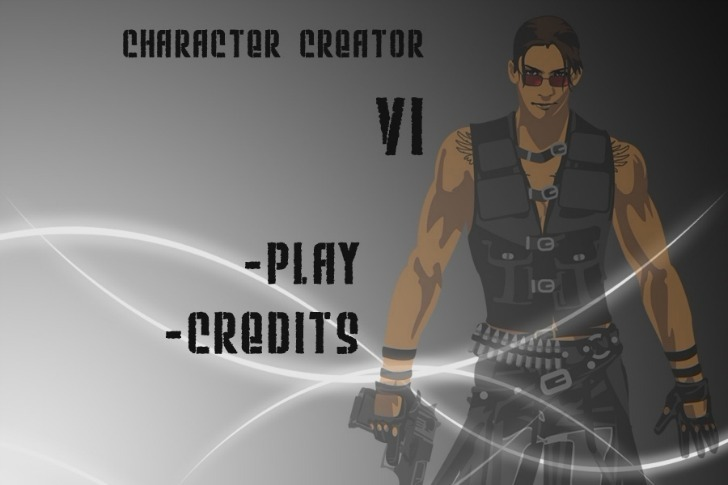 Play Action Hero Creator Game Full Screen