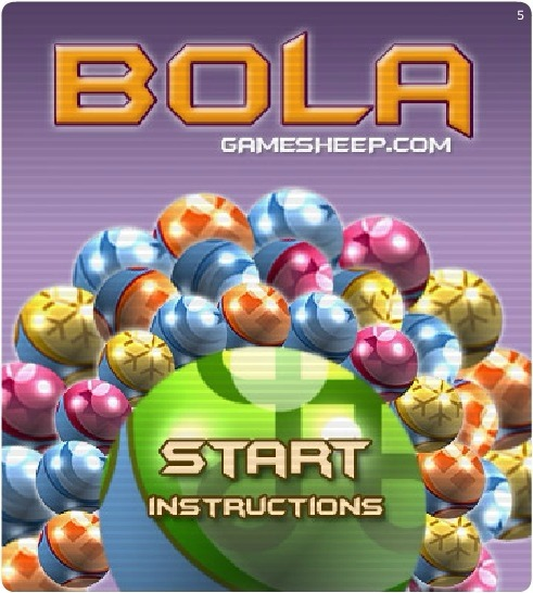 Play Bola Game Full Screen