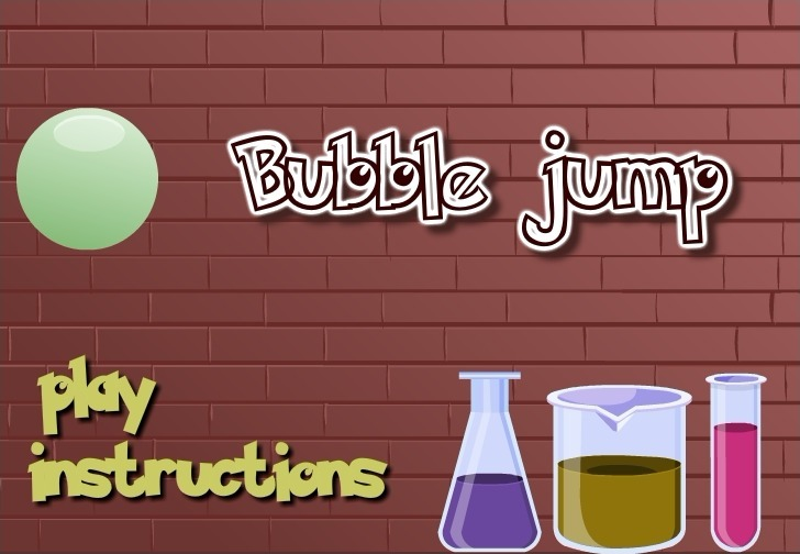 Play Bubble Jump Game Full Screen