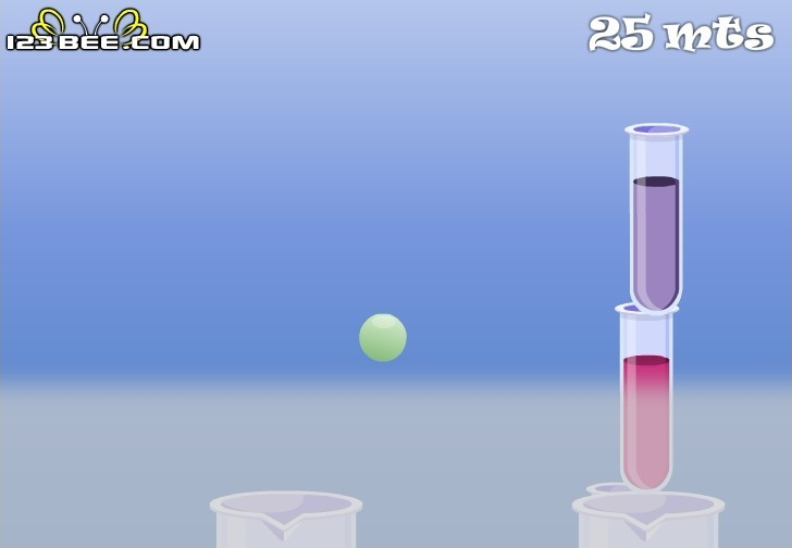 Bubble Jump Full Screen