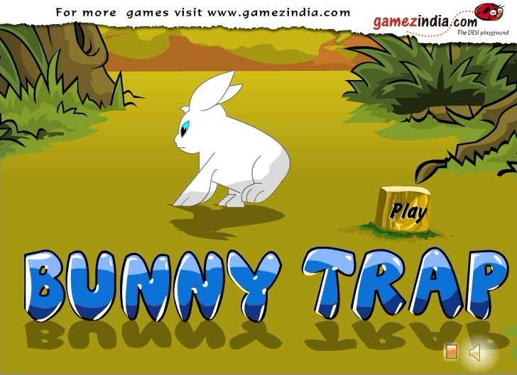 Play Bunny Trap Game Full Screen