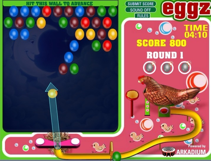 Eggz Full Screen