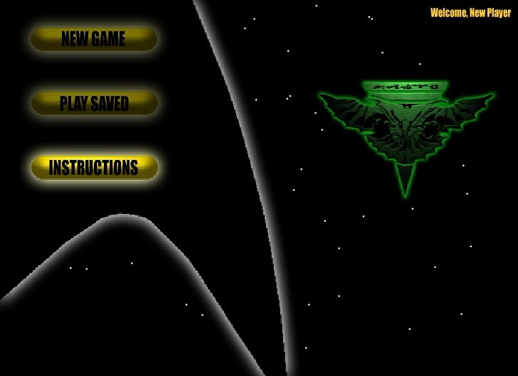 Play FlashTrek: Romulan Wars Game Full Screen