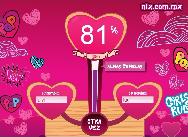 Game the love quiz Couple Match