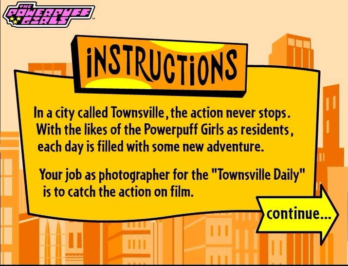 Play Powerpuff Girls: SnapShot