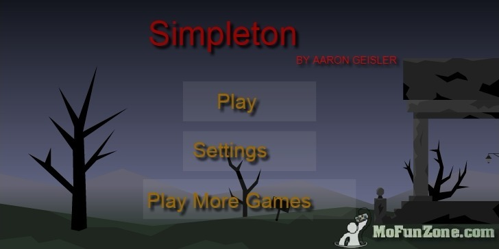 Play Simpleton Game Full Screen