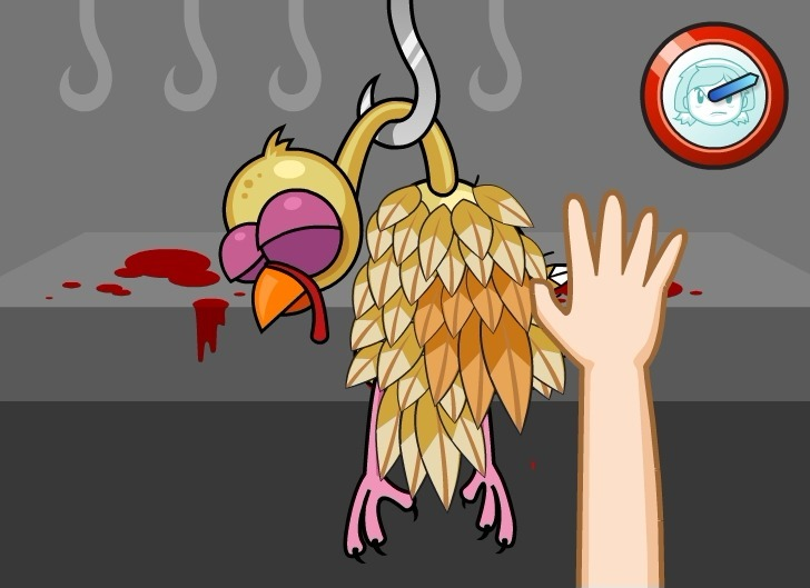 Play (Twisted) Cooking Mama