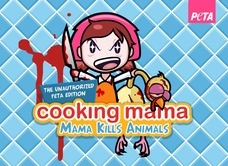 Play (Twisted) Cooking Mama Game Full Screen