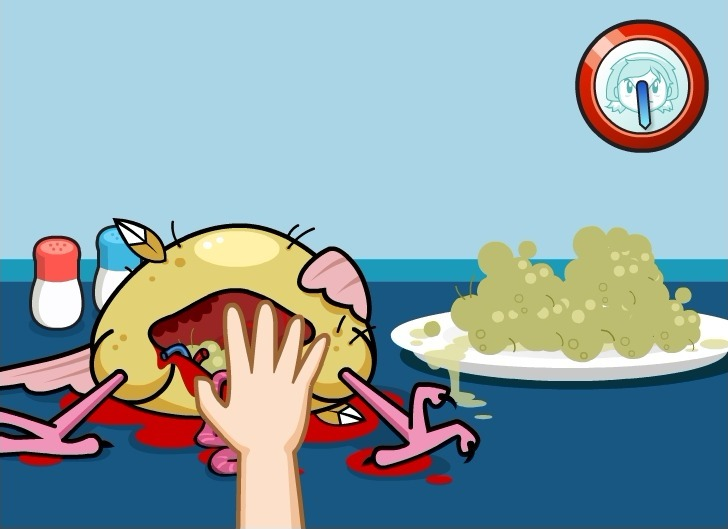 (Twisted) Cooking Mama Full Screen