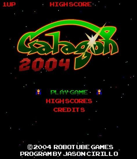 Play Galaga Game Full Screen