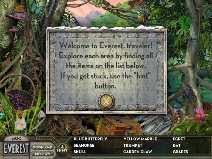 Play Hidden Expedition: Everest