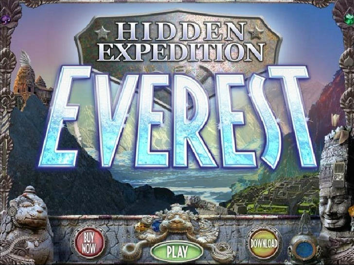 Play Hidden Expedition: Everest Game Full Screen