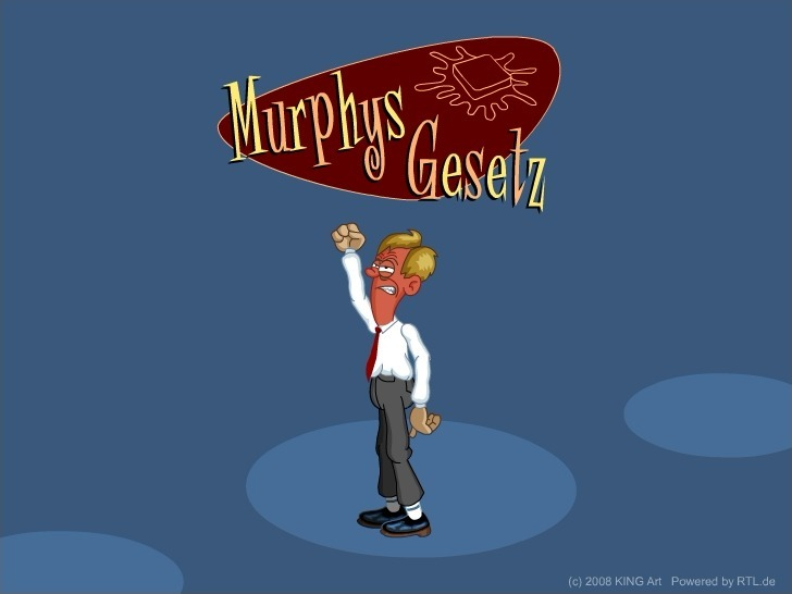 Play Murphy's Office Laws Game Full Screen