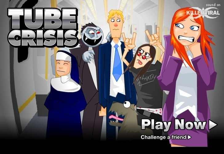 Play Tube Crisis Game Full Screen