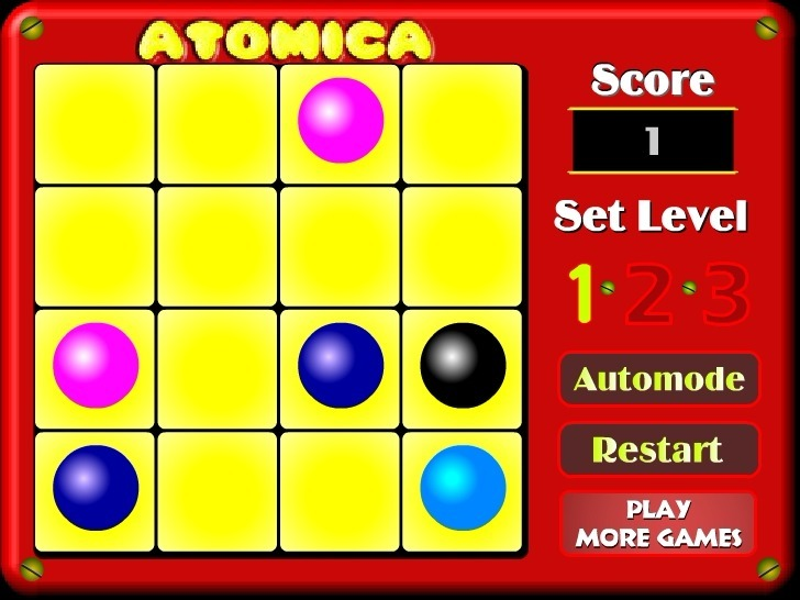 Atomica Full Screen