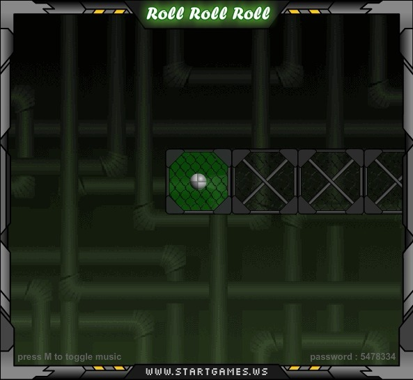 Marble Madness Game