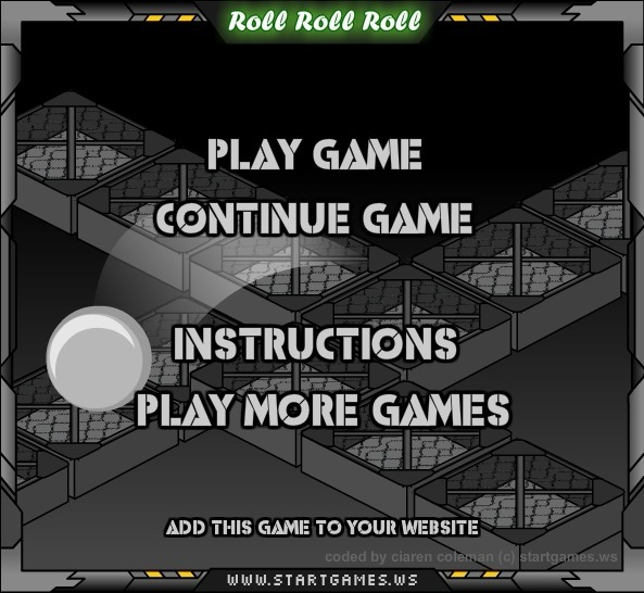 Play Marble Madness Game Full Screen