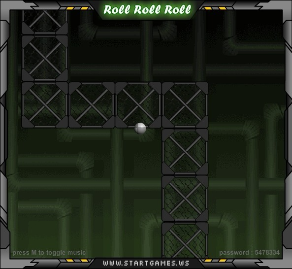 Marble Madness Full Screen