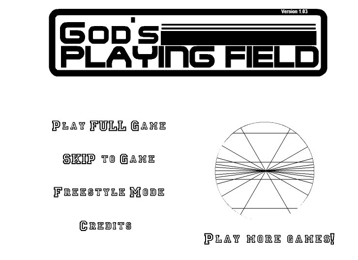 God's Playing Field