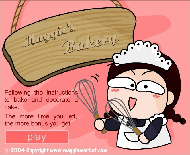Play Maggie's Bakery: Kitchen Queen Game Full Screen